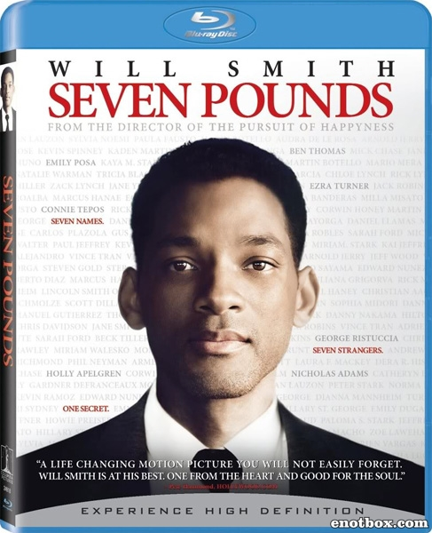 Семь жизней / Seven Pounds (2008/BDRip/HDRip)