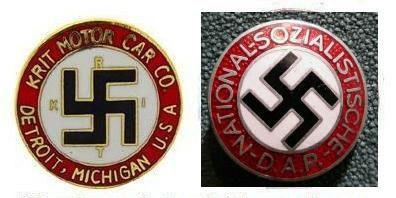 Символика Автомобильной Компании Крит из Детройта, штат Мичиган, США-2.jpg