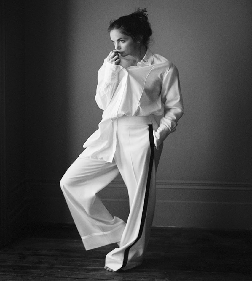 Ruth Wilson - The Edit Magazine (May 4th, 2017)