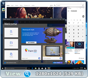 Сборка Windows 10 RedStone 2 [15058.0] RC AIO 32in2 (x86/x64) (En/Ru) [v17.03.15]
