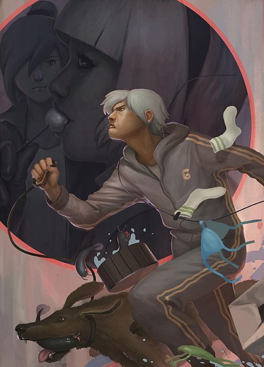 Fantasy Illustrations by Rio Sabda