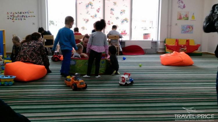 Детская комната Сочи парк отель