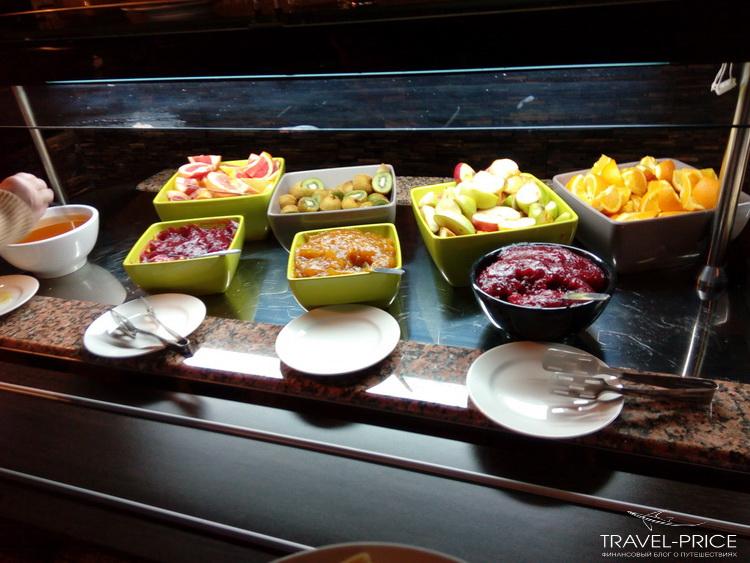 фрукты Сочи парк отель