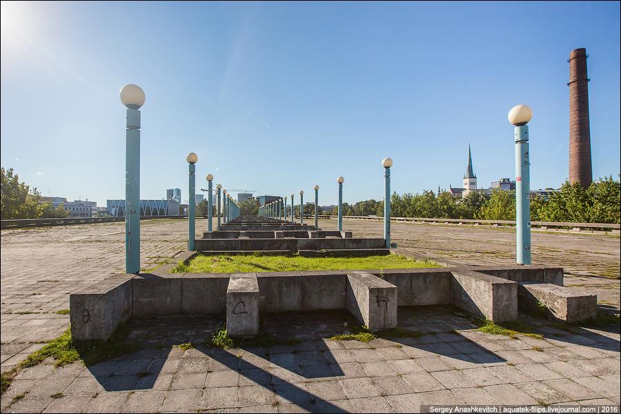 Заброшенный Горхолл в Таллине