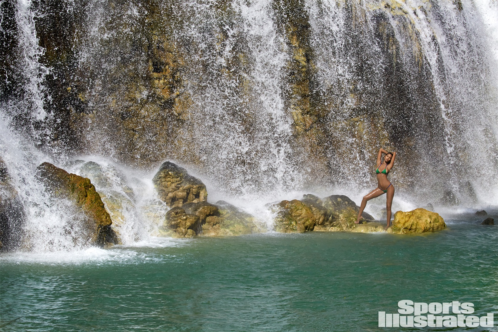 Lais Ribeiro / Лаис Рибейро в купальниках из новой коллекции Sports Illustrated Swimsuit 2017 issue / in Sumba Island by James Macari