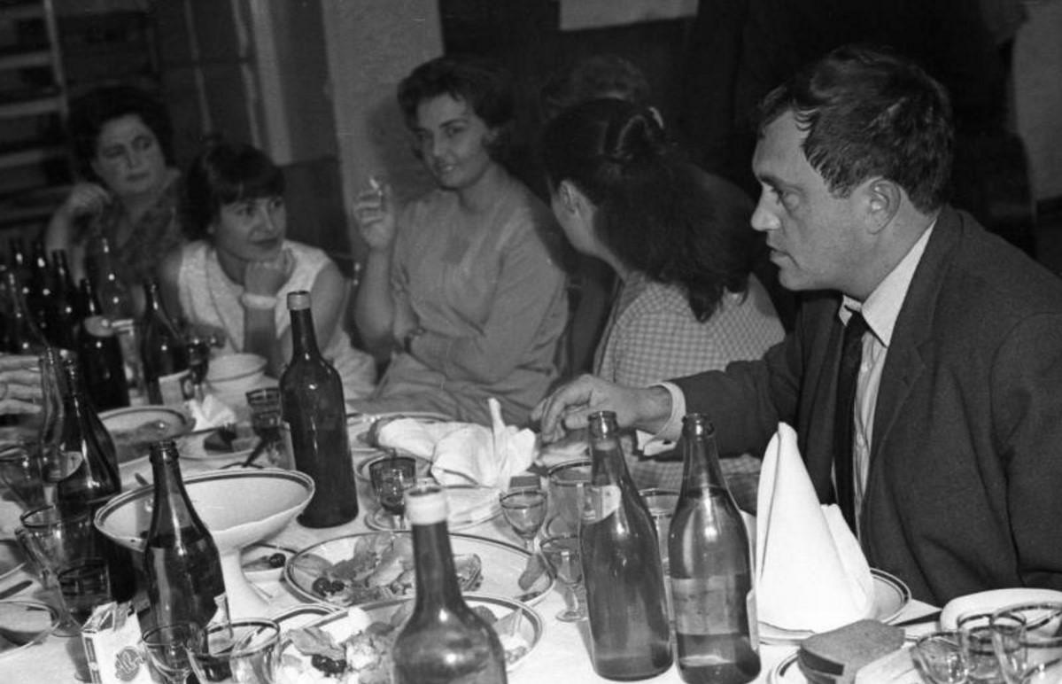 1961. ������� ������� �� ������