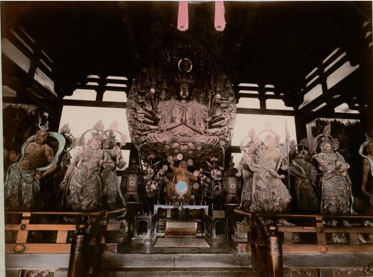 Киото. Храм Сандзюсангэн-до