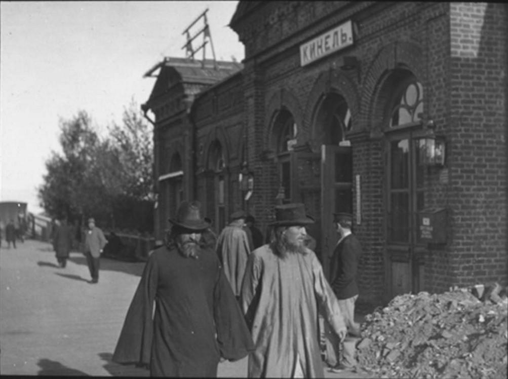 Кинель. Железнодорожная станция