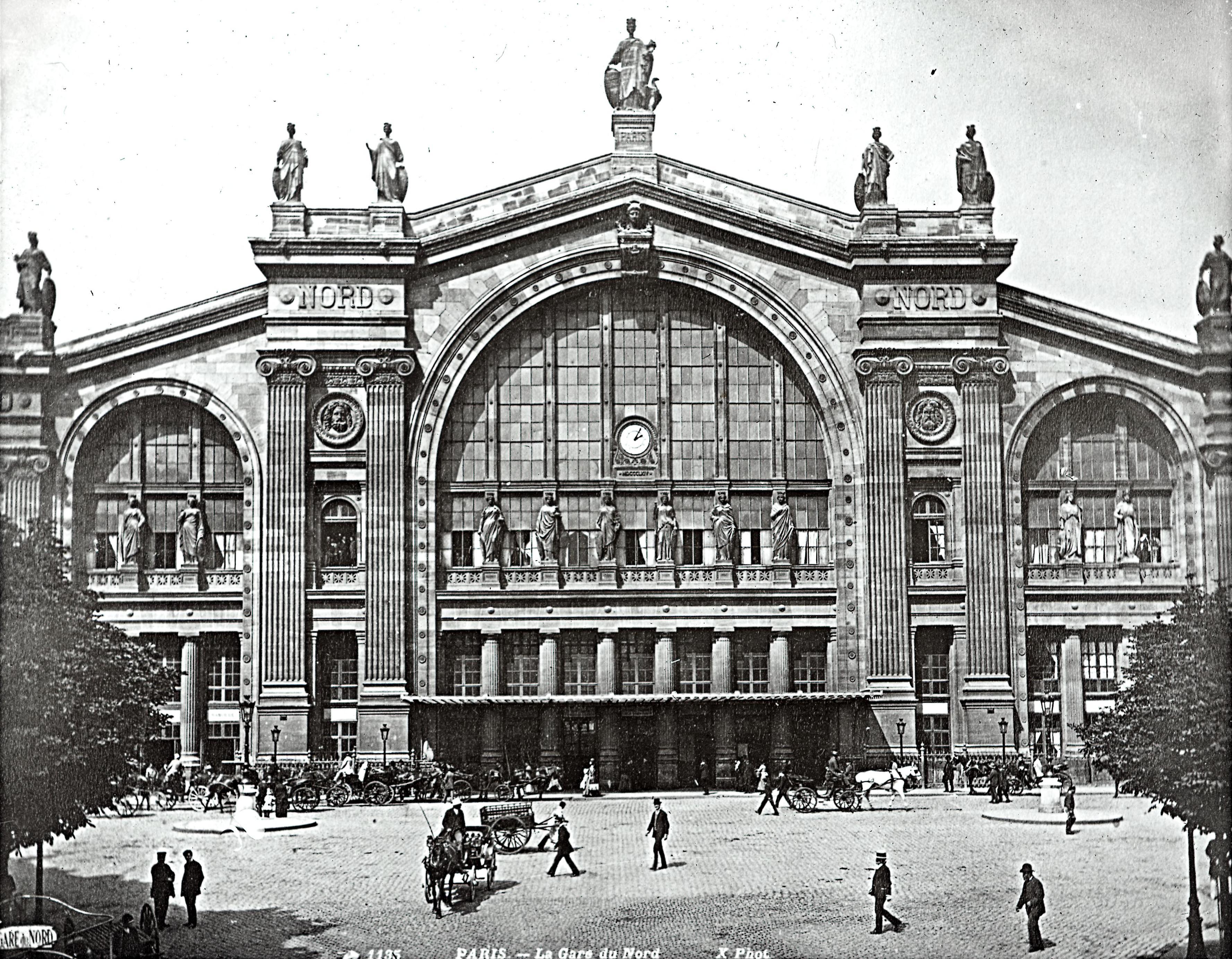 Северный вокзал