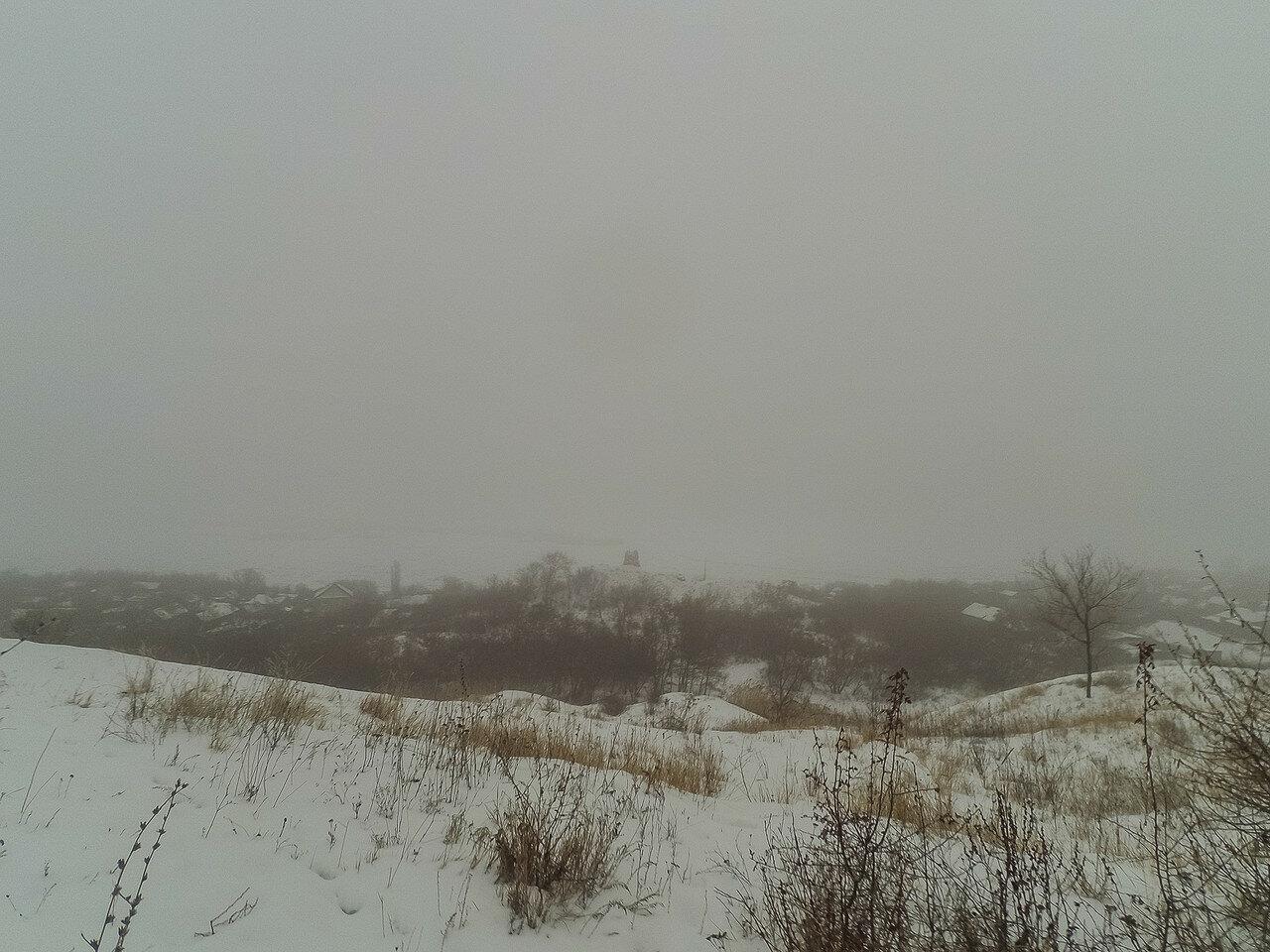 Туманные перспективы фото 10