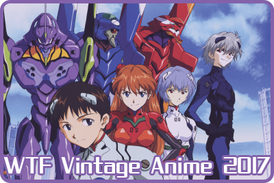 WTF Vintage Anime 2017