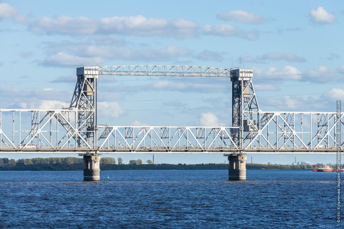 Архангельск Северодвинский мост