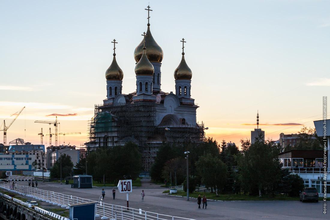 Архангельск Собор Архистратига Божия Михаила
