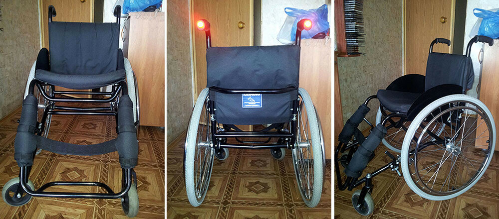 Класло-коляска Пикник