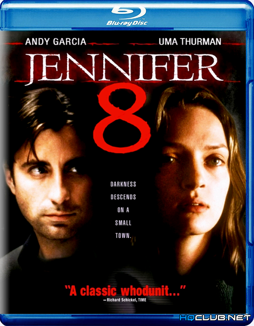 Дженнифер 8 / Jennifer Eight (1992/BDRip/HDRip)