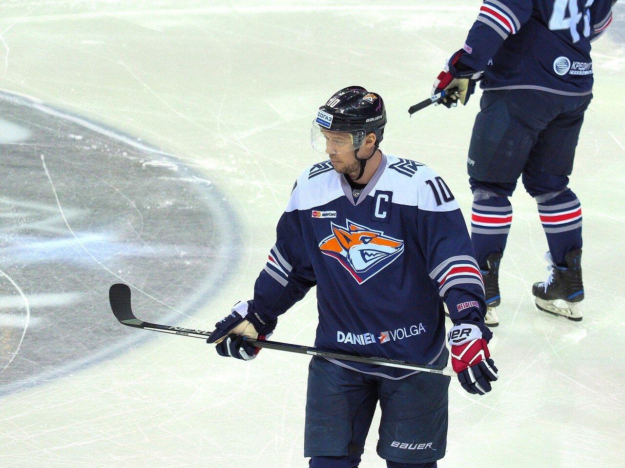 68Металлург - Динамо Москва 21.11.2016