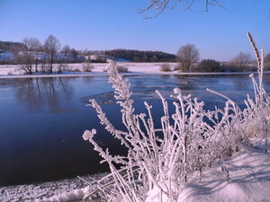 Зима художница