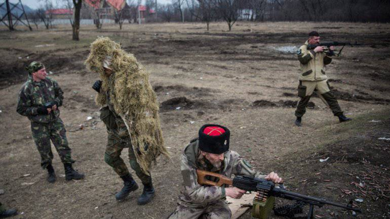 Миссия ОБСЕ зафиксировала 359 взрывов в Донецкой области и 59 - в Луганской 23 ноября