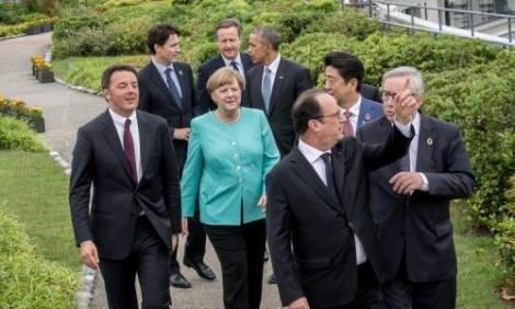 """Страны """"Большой семерки"""" не могут согласовать позиции по торговле и России, - Reuters"""