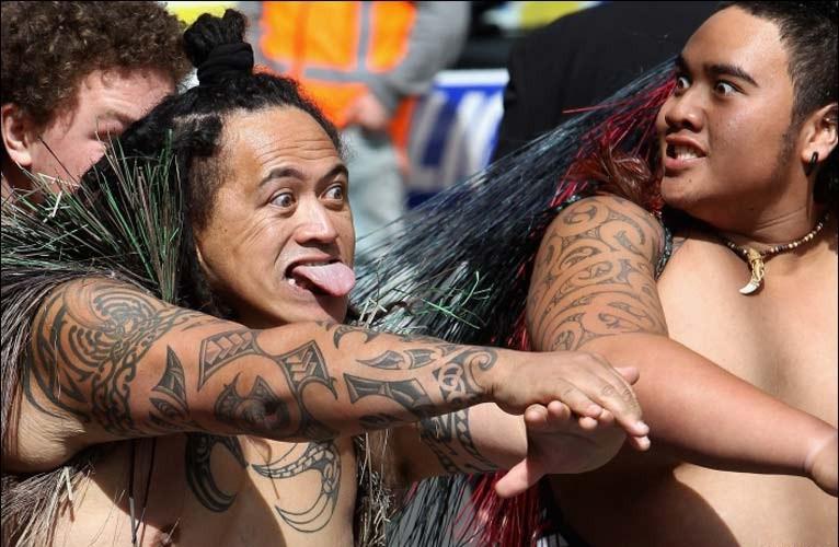 маори приветствия