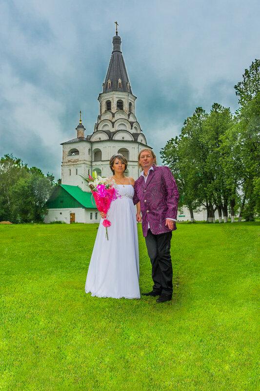 Свадьба Жернакова