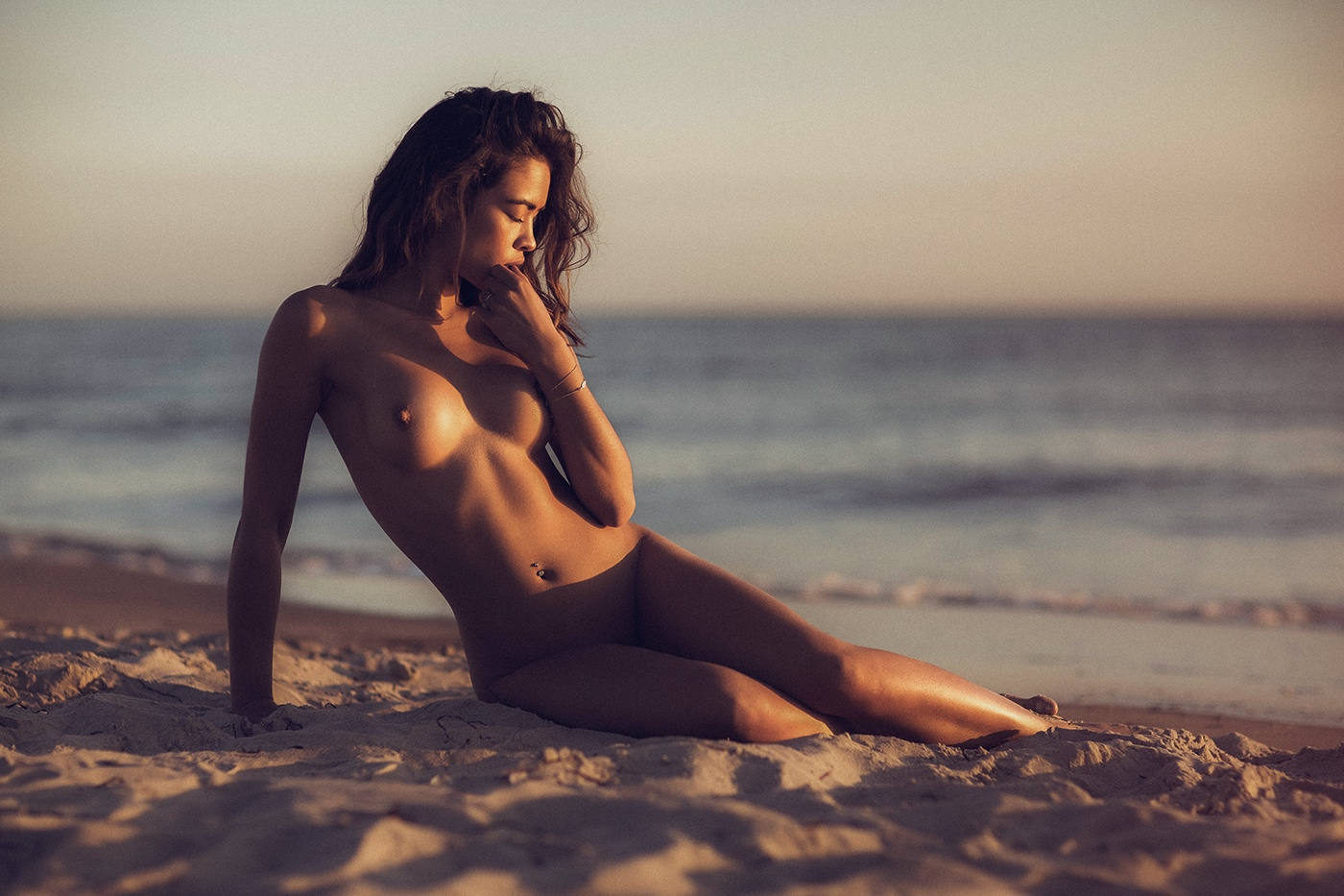 Sofie Mariwan / фотограф Thomas Agatz