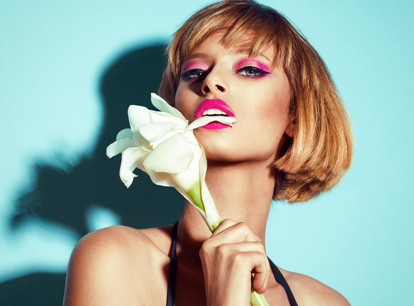 Haircut 100 / фото Елена Ивская модель Cassandre Lauret