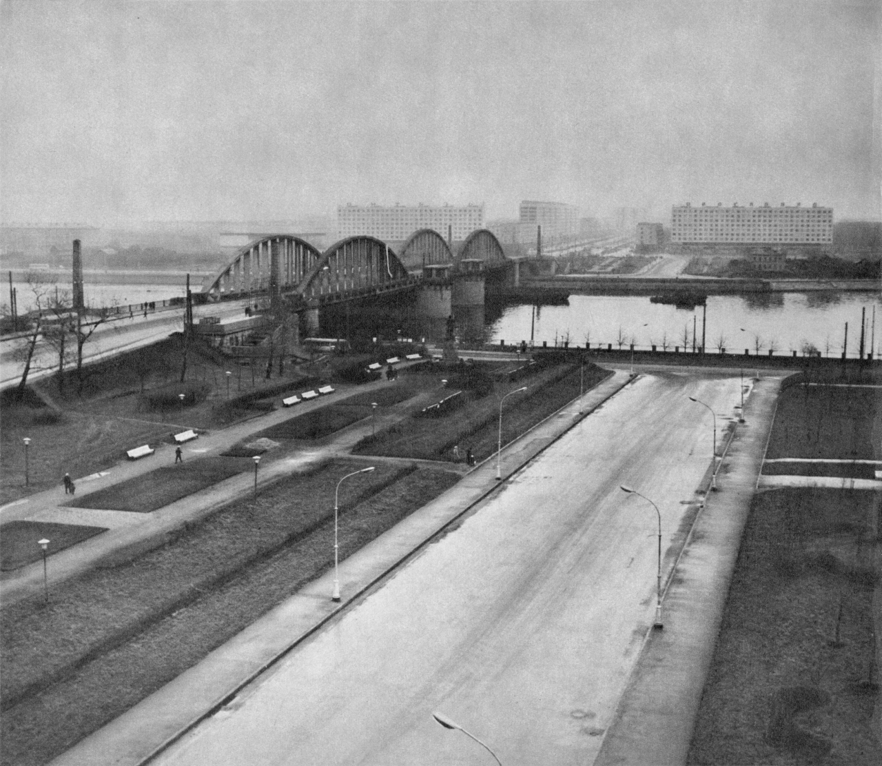 Володарский мост / Volodarsky Bridge