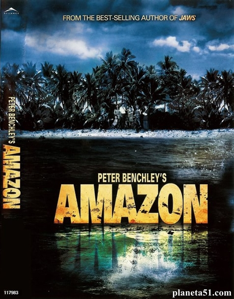 Амазония (Амазонка Питера Бенчли) (1-22 серии из 22) / Amazon (Peter Benchley's Amazon) / 1999 / ПМ / DVDRip