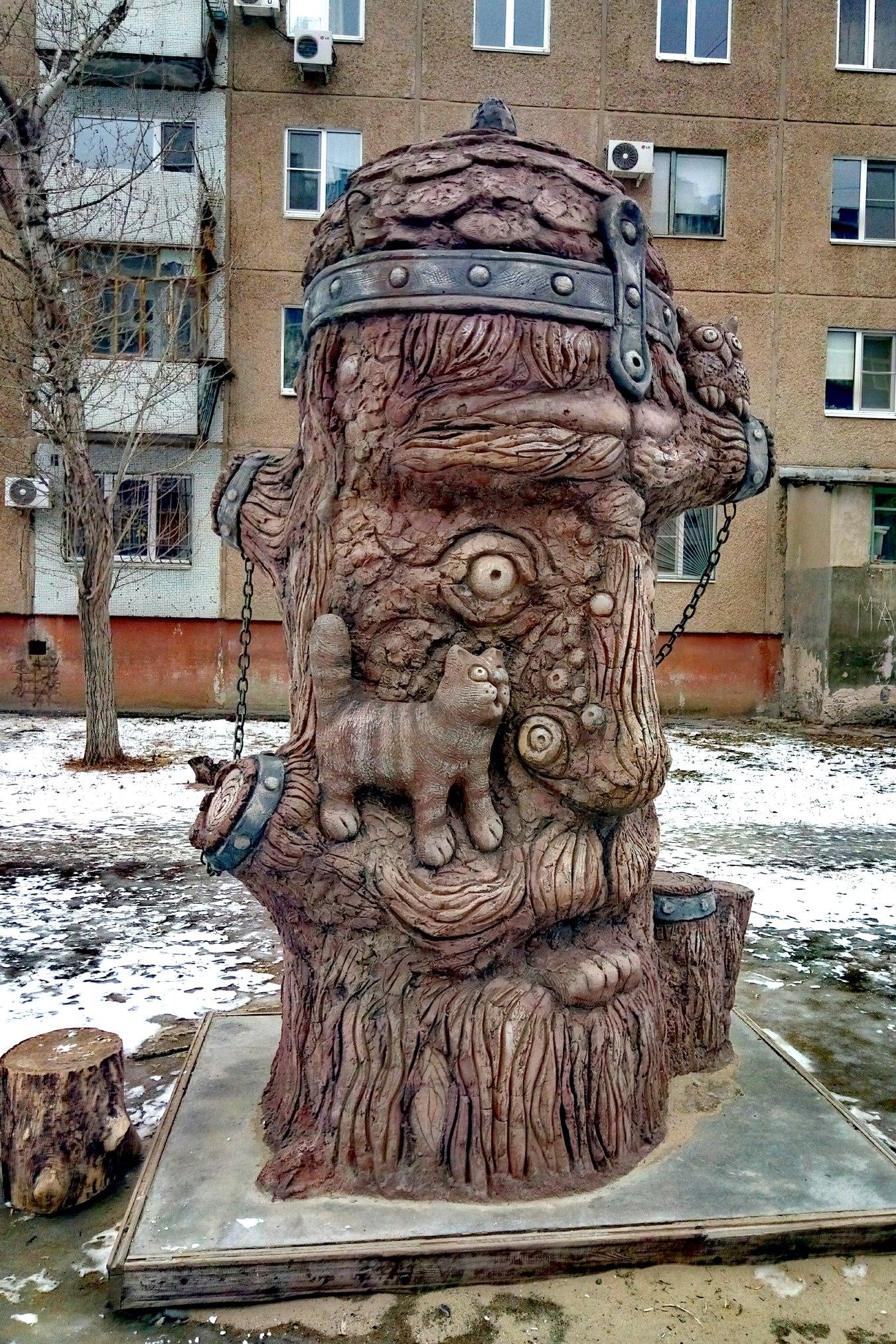 страж двора - Волжский
