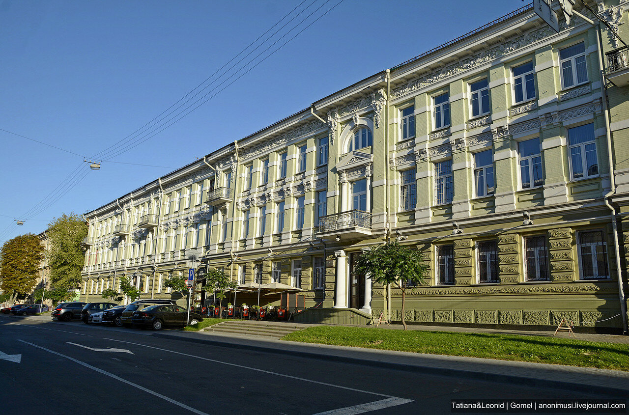 Гомель, ул.Советская