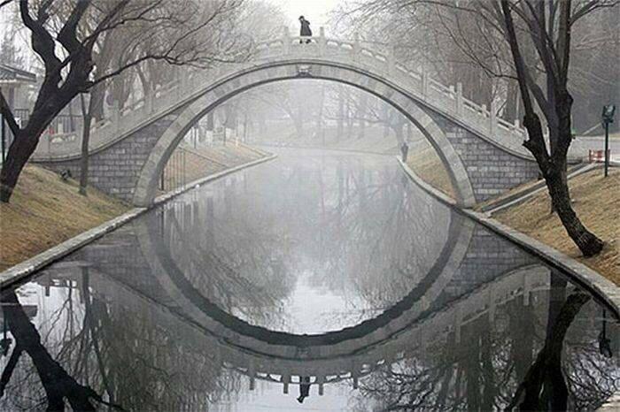 Как глаза нас обманывают, или 100 невероятных иллюзий на фотографиях