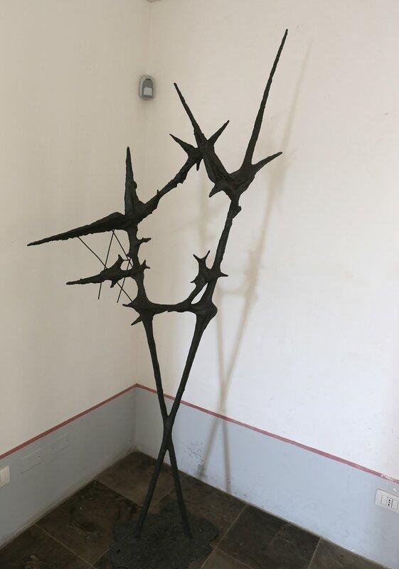 Sculpture by Carmelo Capello