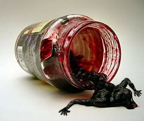 Яркий креатив, который разукрасит нашу жизнь не хуже красок!