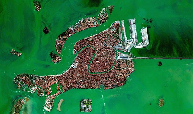 1. Венеция, Италия.