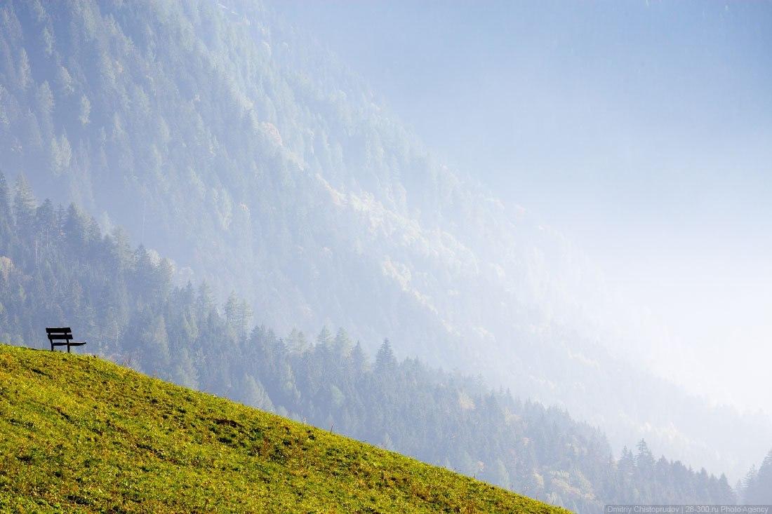 Маленькое, но невероятно красивое княжество Лихтенштейн
