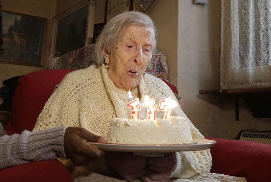 С днем рождения, Эмма!