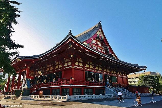 Что посмотреть Культурная программа в Токио может быть очень обширной и при этом бесплатной. Одно из
