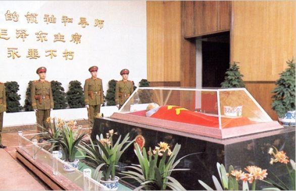 Усыпальница многолетнего лидера Китайской Народной Республики — одна из главных достопримечательност