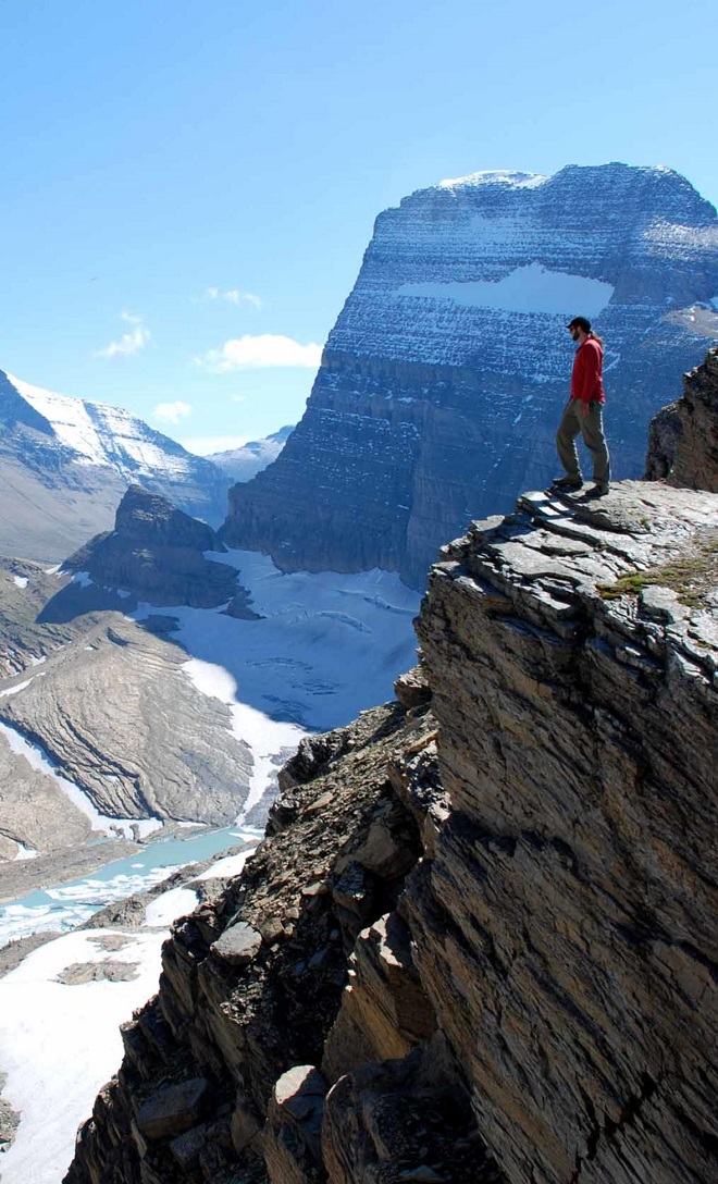 Ледник Киетрак, Тибет — 1921 Ледник Киетрак находится в Гималаях, самой высокой горной цепи в мире.