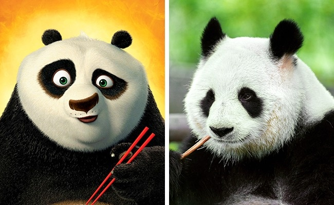 © DreamWorks Animation  © depositphotos   Марлин иДори «Впоисках Немо»
