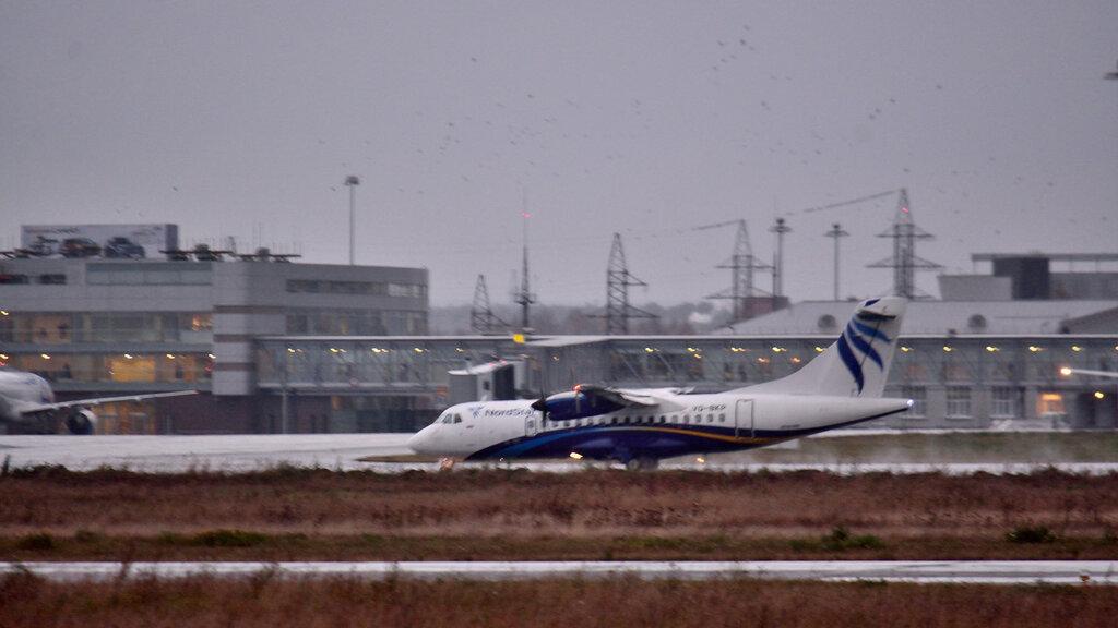 NordStar, ATR-42-500, VQ-BKP