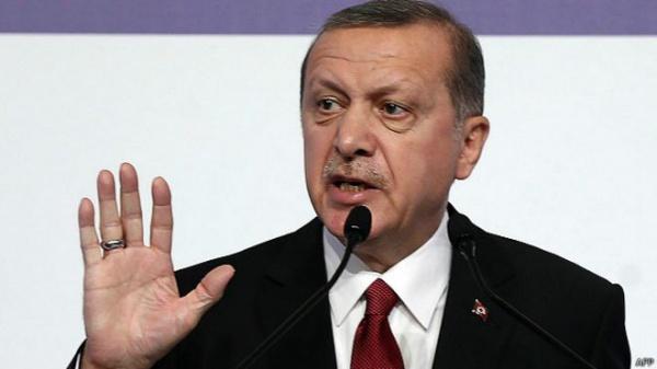 Эрдоган объявил обинтересе Турции квступлению вШОС