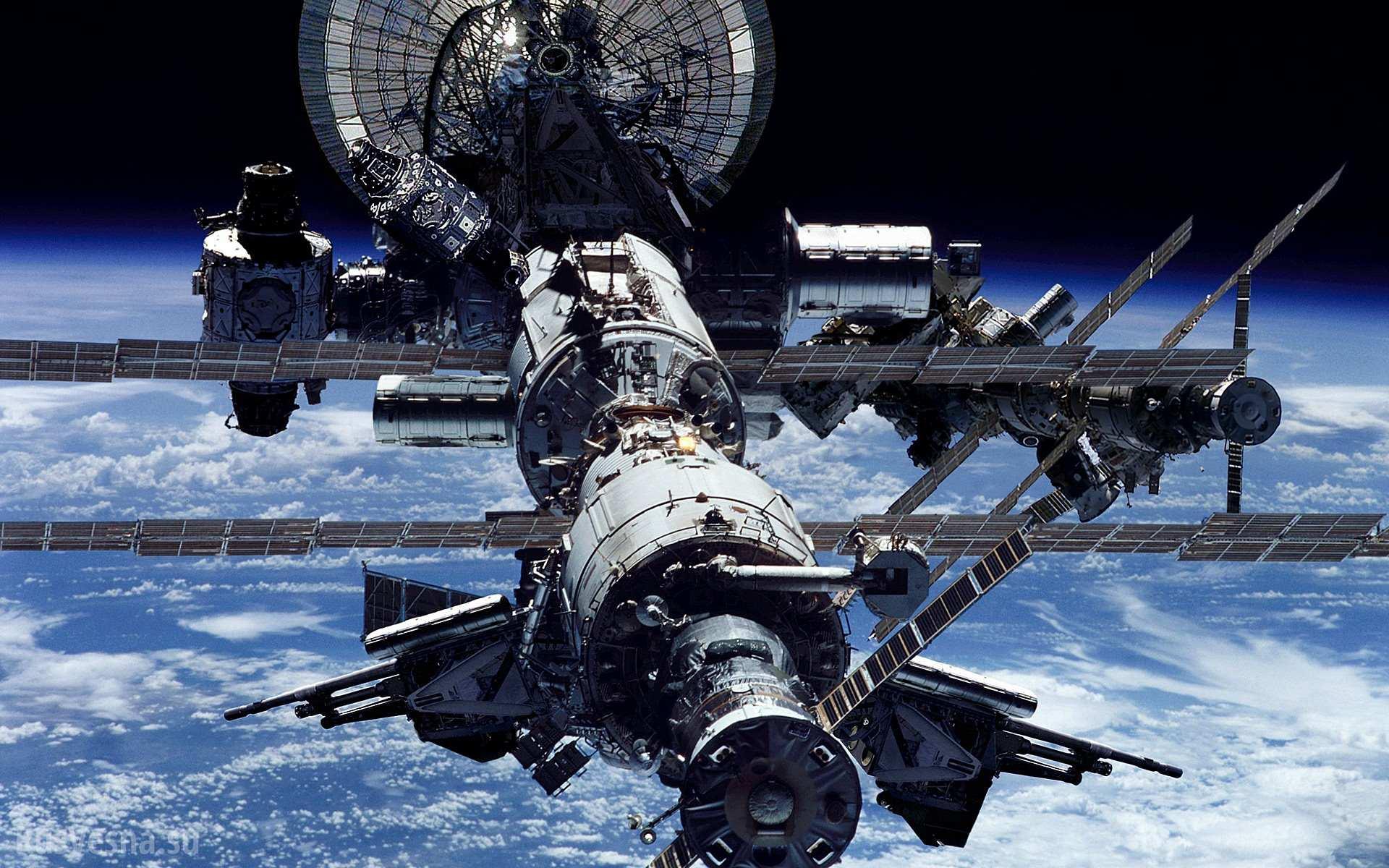 Роскосмос готов доставлять смешанные экипажи кМКС ипосле 2018 года
