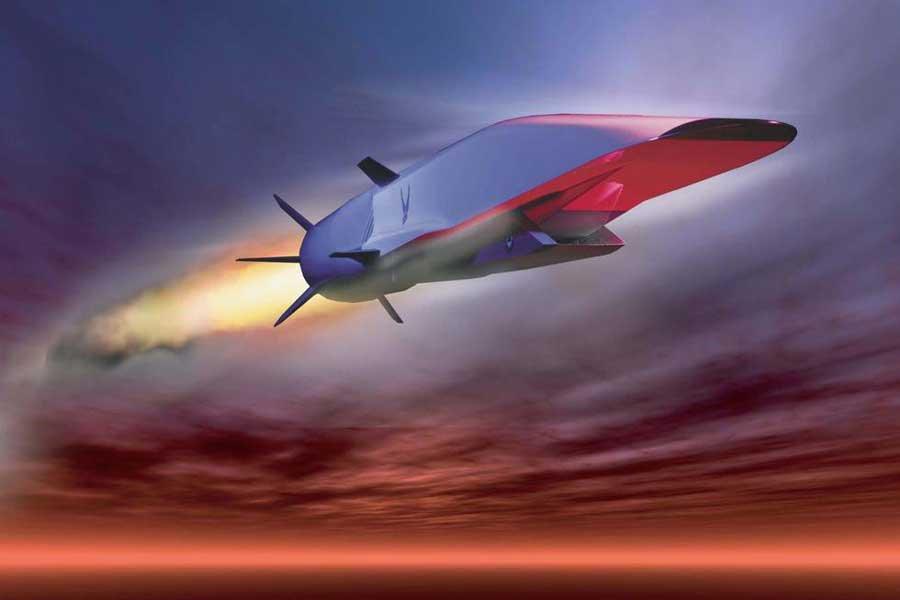 Русские ученые выдумали защиту для гиперзвуковых летательных аппаратов