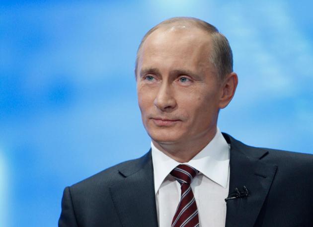 РФ неставит целей добиться снятия санкций— Путин