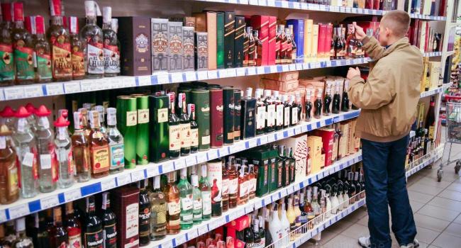 Завтра вступают всилу новые цены на спирт — ценное удовольствие