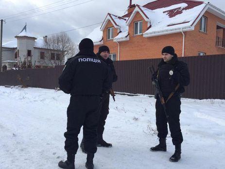 Среди преступников вКняжичах были лица, связанные сполицией— стрельба под Киевом