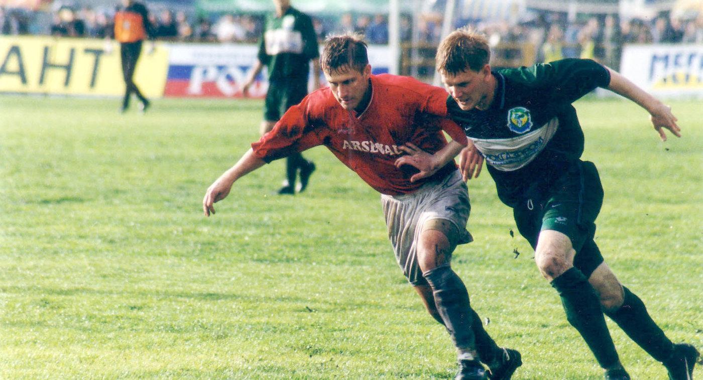 Прежний футболист «Томи» и«Динамо» Лемешко скончался на45-м году жизни
