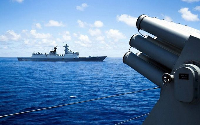 Трамп раскритиковал КНР зазахват Китаем подводного беспилотника США